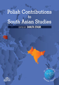 Polish Contributions to South Asian Studies